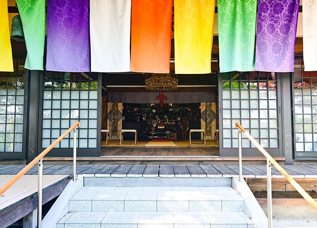 春日井市蓮蔵院の歴史